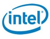 Nouveau logo de Intel